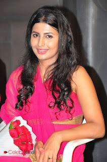 Actress Raj Shri Poonnappa Stills in Pink Dress at Mental Police Trailer Launch BollywoodGossip 0004.JPG