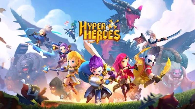 Hyper Heroes v1.0.6.79649 Apk Mod