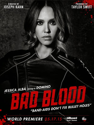 Bad Blood Taylor Swift Jessica Alba