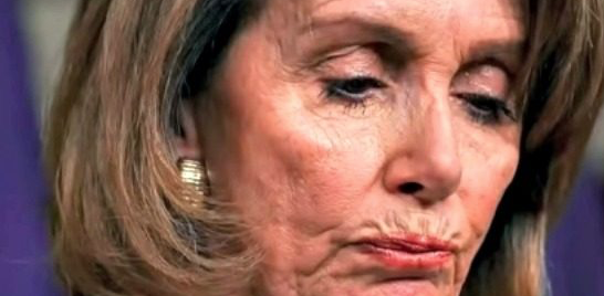 Listen—Nancy Pelosi to Democrats: Be Ready to 'Throw a Punch'