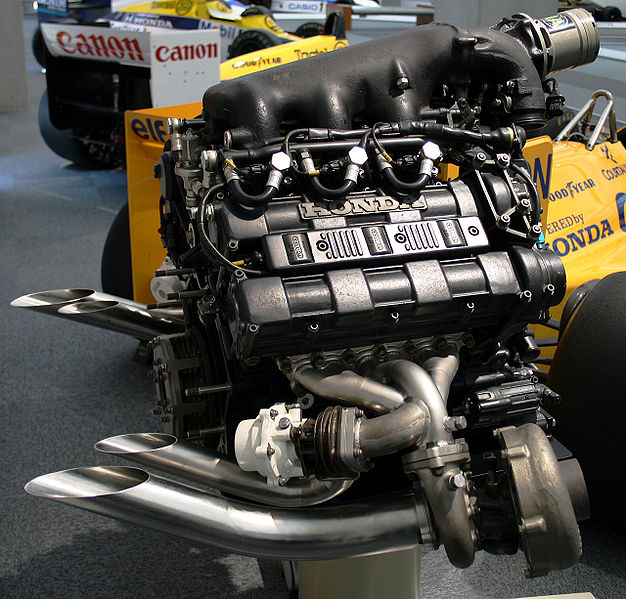 F1 To Dump 4 Cyl Plan And Move V6 Turbos With Kers In 2017