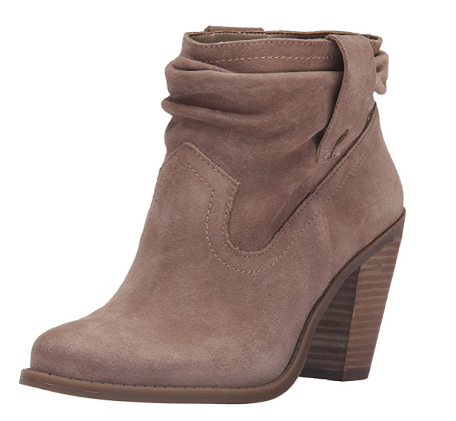 Amazon: Jessica Simpson Chantie Booties Under $35 (reg $129) + Free Shipping!