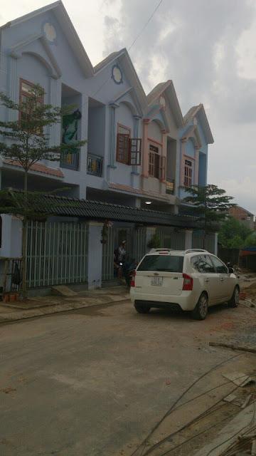 Bán nhà tại VSIP1 KDC Việt Sing, Thuận An - Bình Dương