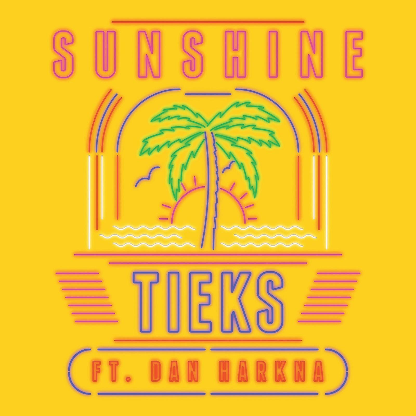 Baixar Tieks - Sunshine (2016) Grátis MP3