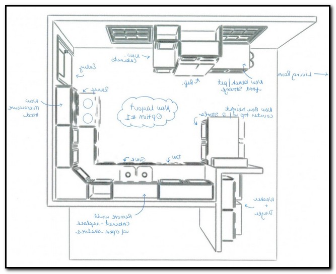 12X12 Kitchen Layout - Design Home & Kitchen