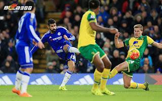 Agen Bola Terpercaya : Prediksi Skor Norwich City Fc Vs Chelsea 2 Maret 2016