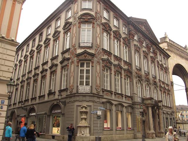 A arquitetura da Residenzstraße O que ver em Munique, Alemanha