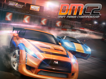 Drift Mania Championship 2 Android APK + Data Full Version Pro Free Download
