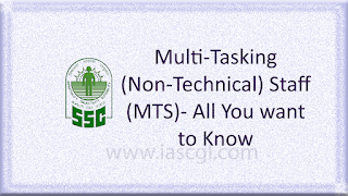 SSC MTS Examination