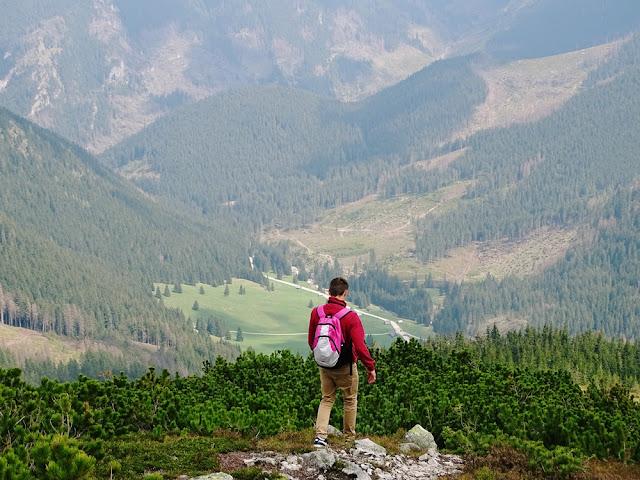 Szlaki w Tatrach, łatwe