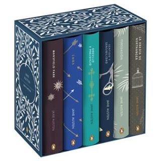 Estuche Jane Austen - Edición Aniversario