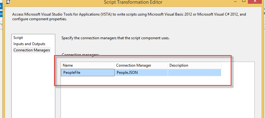 Parsing JSON in SSIS | Anexinet %