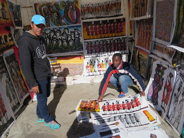 south africa street paintings for sale