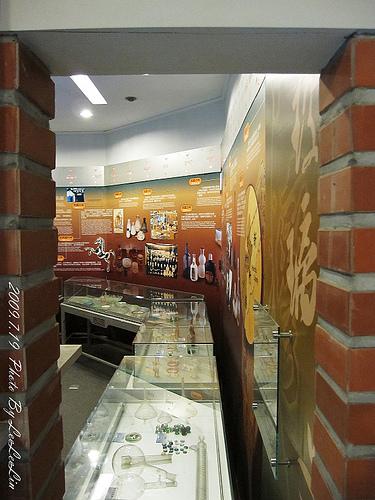 新竹夜八景之一|新竹市玻璃工藝博物館|玻璃工藝館