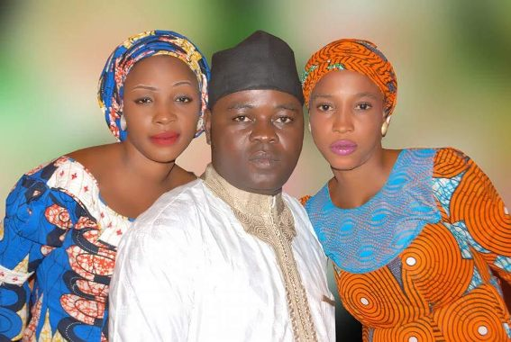 nigerian man marries two wives same day