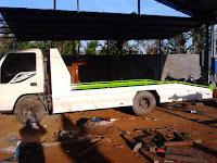 Karoseri Mobil Gendong - Towing Car