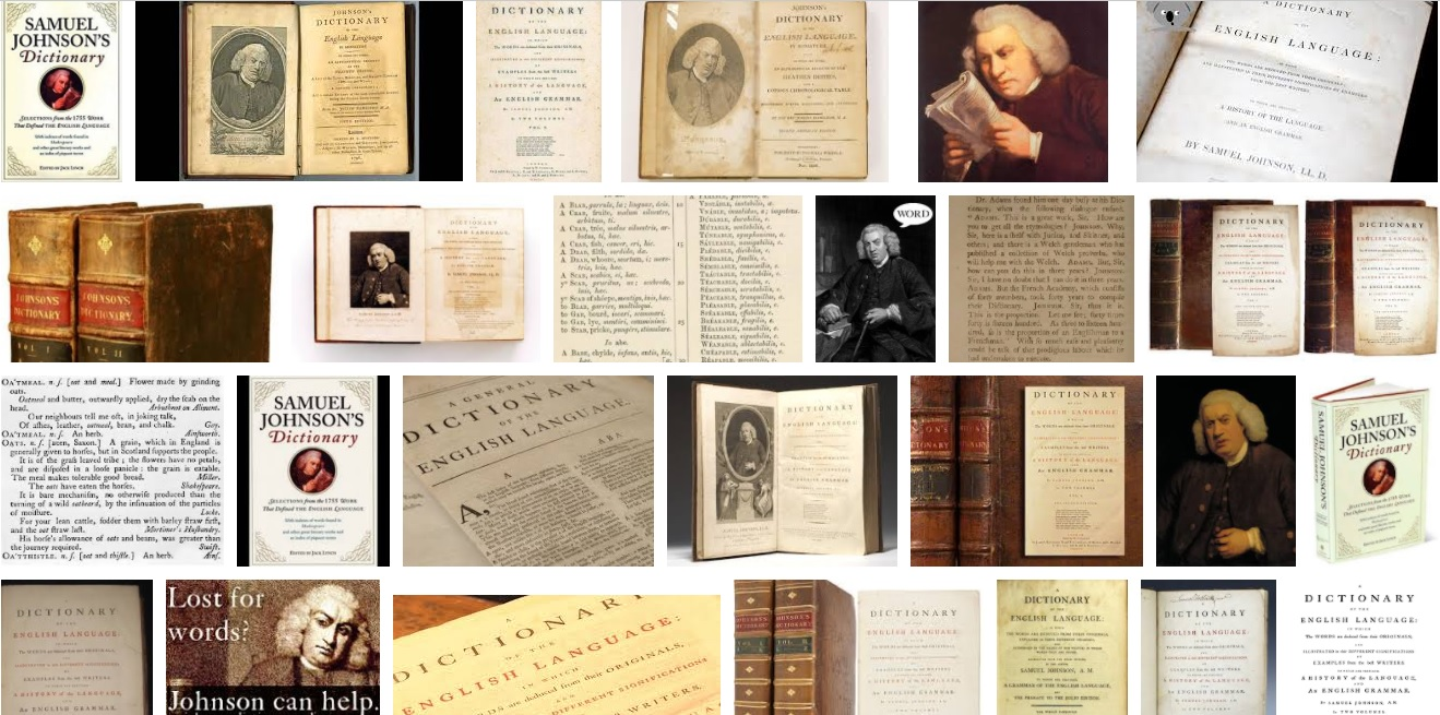 a biography of samuel johnson the most distinguished man of letters in english history Here's a virtual movie of the great dr samuel johnson poet the biography the life of arguably the most distinguished man of letters in english.