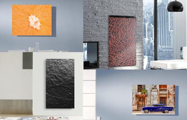 Radiadores decorativos con nuevos diseños