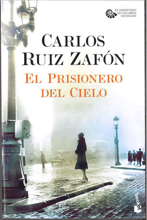 Elige un libro: ¿En qué orden leer los libros de Carlos Ruiz Zafón?