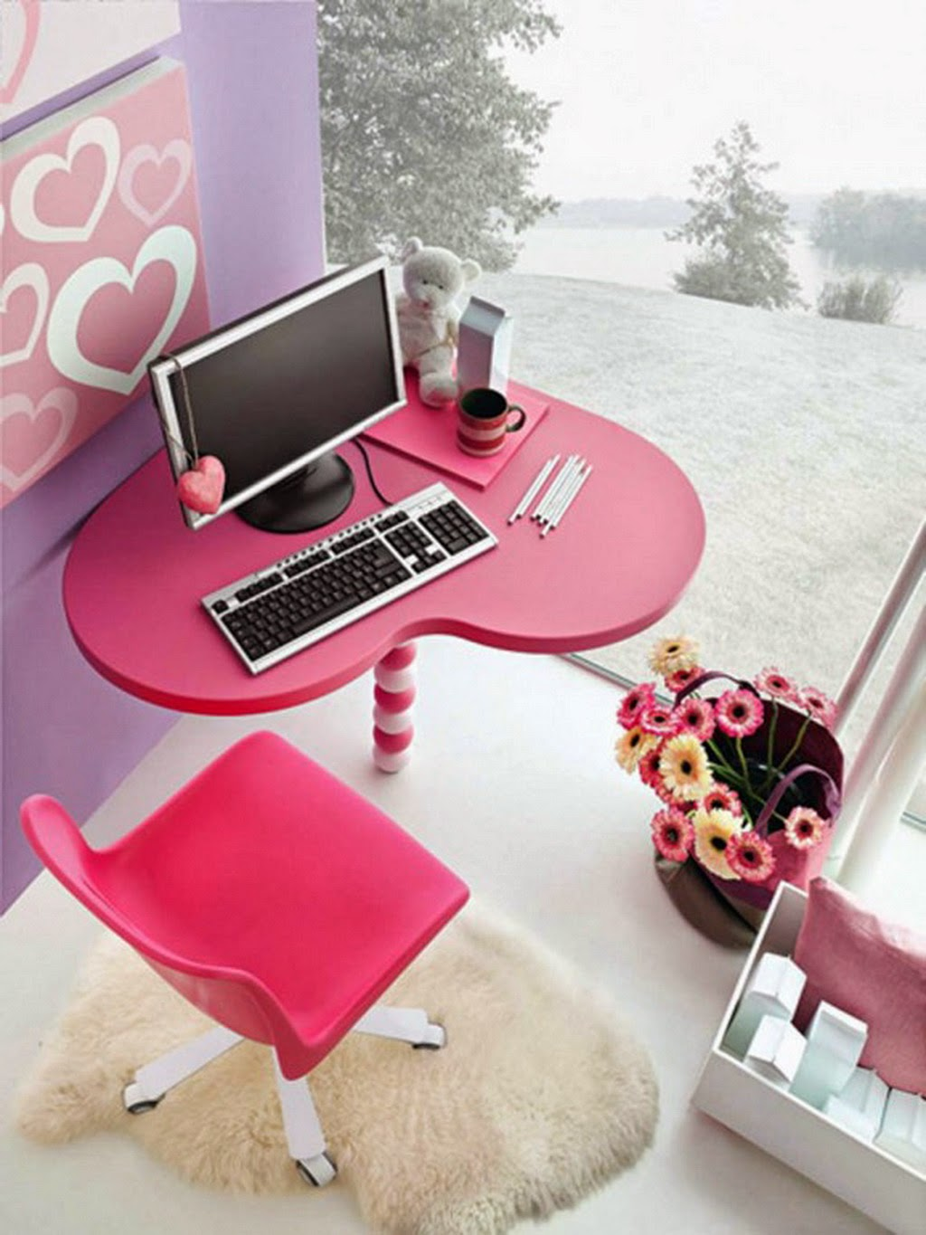 decorating a pink bedroomthe most creative ideas goodiy