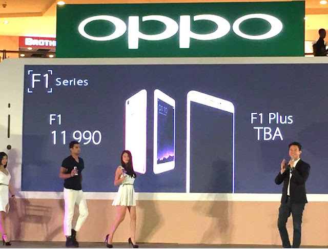 OPPO Philippines to announce F1 Plus soon.