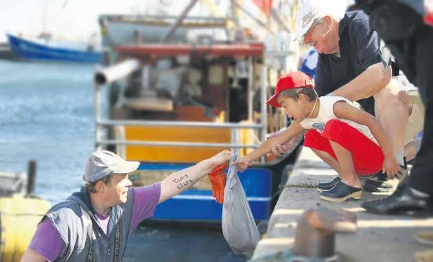 Εκδήλωση στην Επίδαυρο: «Αλιείς και Αλιεύματα. Θερμοκοιτίδα Επιχειρηματικότητας με βάση την Αλιεία»