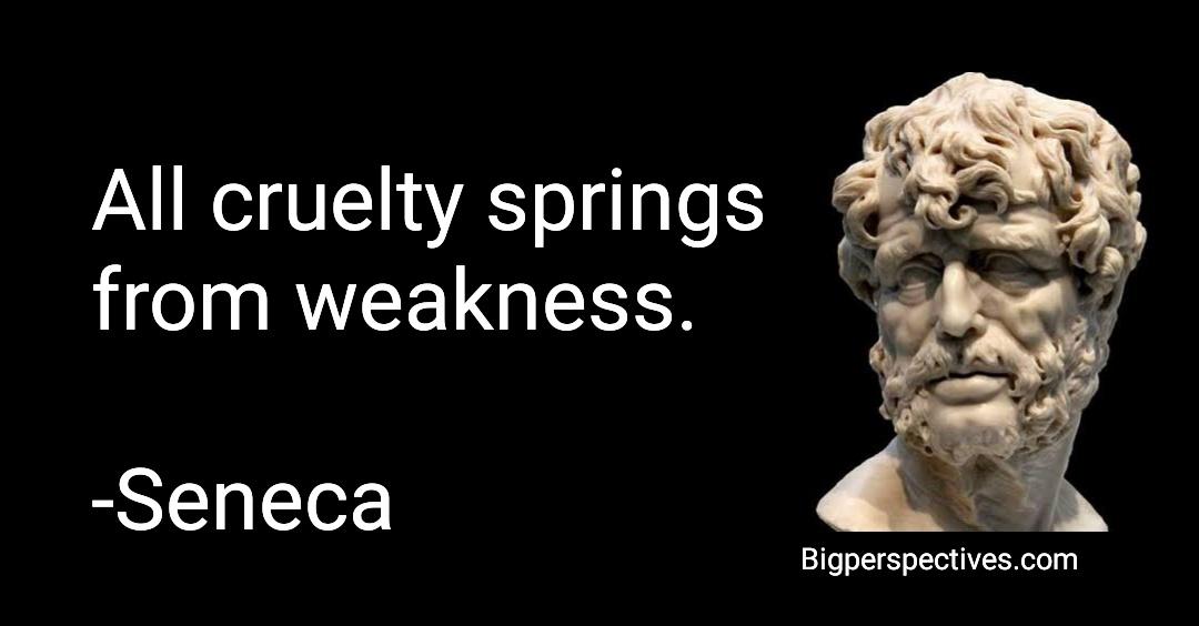 20 Quotes by the Roman philosopher Seneca - Big perspectives