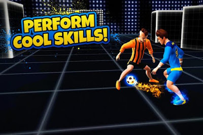 SkillTwins Football Game Apk v1.0 (Mod Money) Update Terbaru 2016 Gratis Download