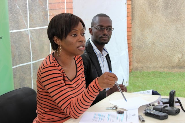 Anti-Corruption Coalition asked Ugandans to vote out MPs who will accept armoured vehicles