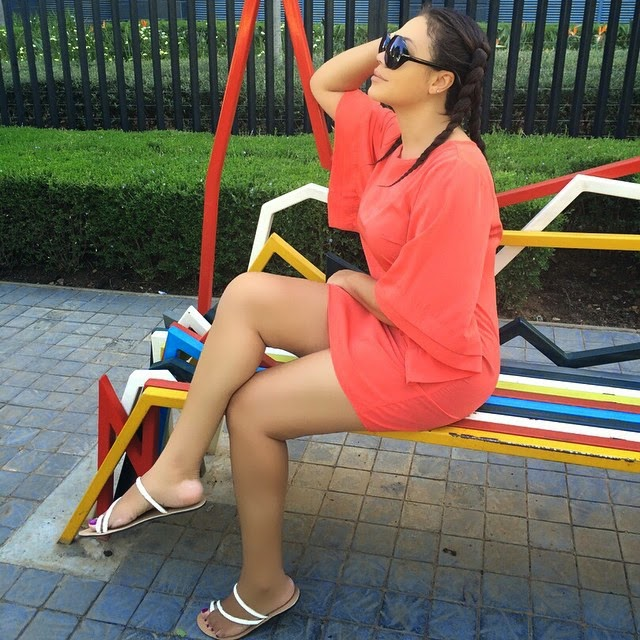 Nadia Buari Has Got The Hottest Legs In The Game?!!! – Photos