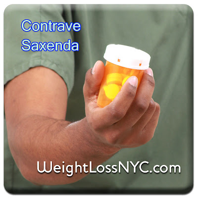 contrave and saxenda, medical weight loss pills