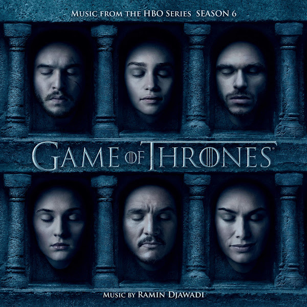 Ramin Djawadi - Game of Thrones: Season 6 (Music from the HBO® Series) Cover