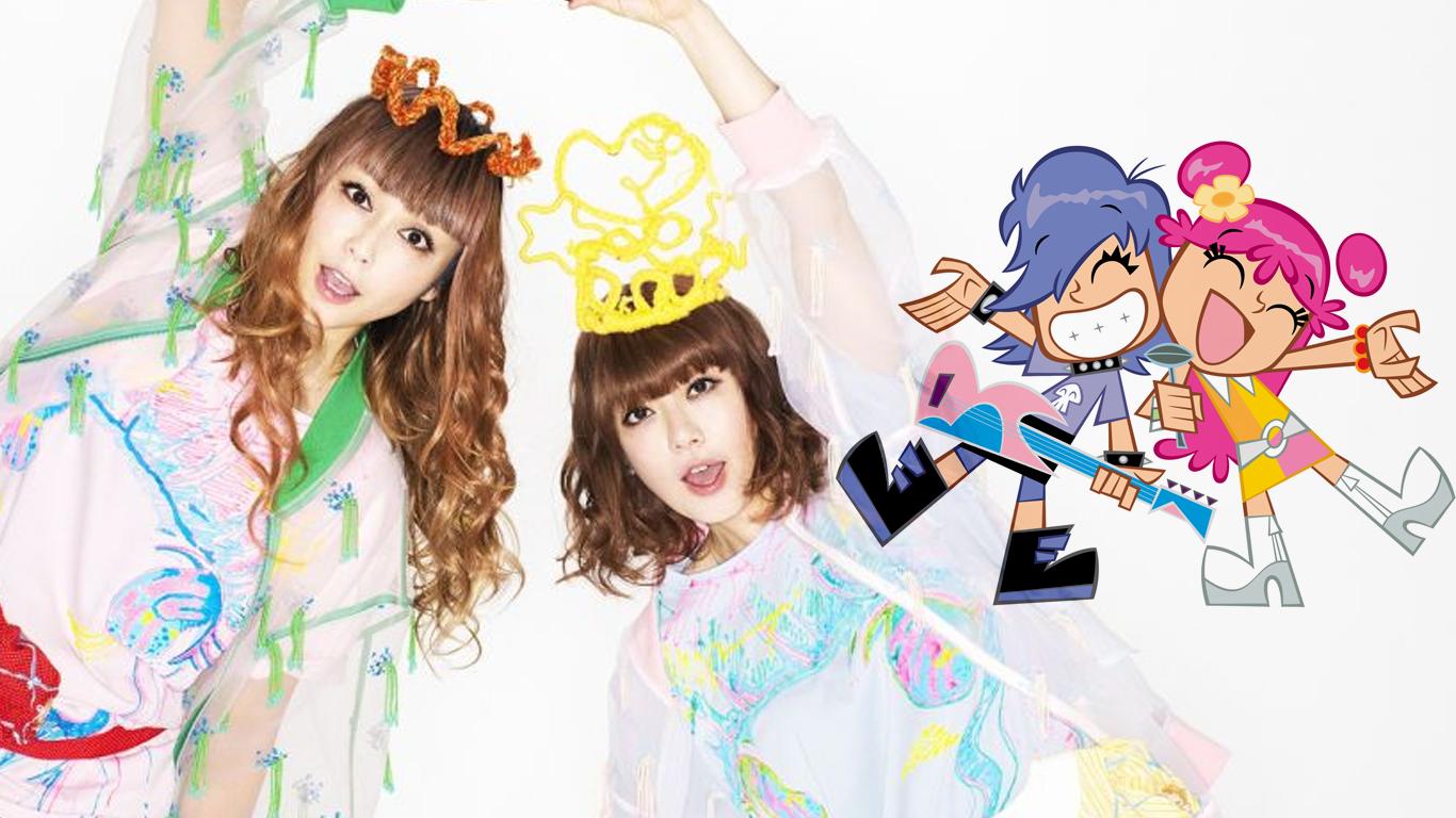 V-Rock Downloads: PUFFY AMIYUMI