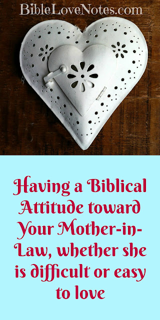 Bless Your Marriage—Love Your Mother-in-law - Practical and Spiritual Advice