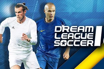 Dream League Soccer 18 v5.064 Apk + Obb