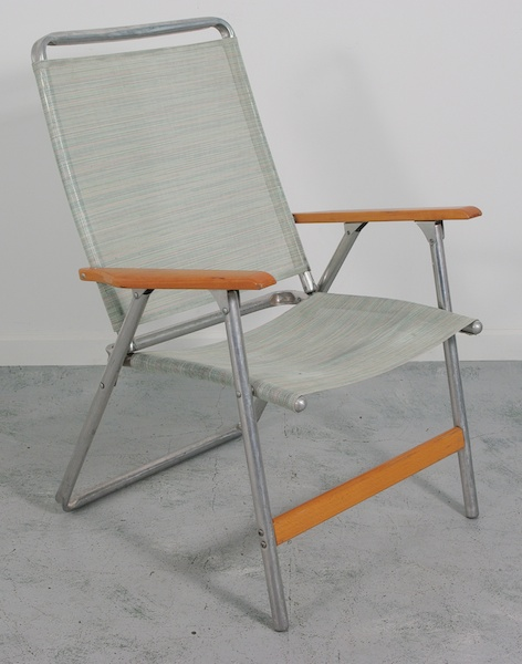 Architecture Products Image: Folding Aluminum Lawn Chair