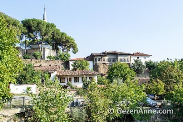 Birgi köyü tarihi evleri ve Ulu cami, Ödemiş İzmir
