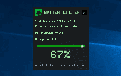 Battery Limiter