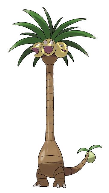 Exeggutor-pokemon-sol-y-luna-nintendo-3ds