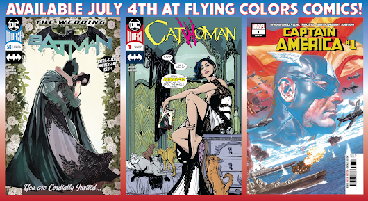 Flying Colors OPEN July 4th from 11AM-5PM