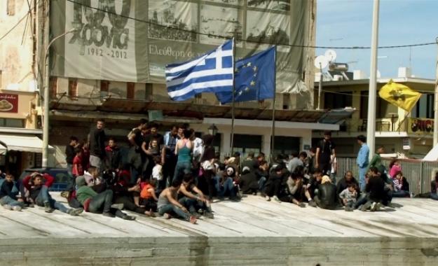 Έκτροπα στο δημαρχείο της Χίου