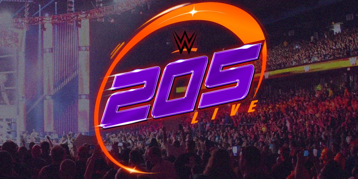 WWE 205 Live Results - April 2, 2019