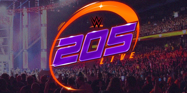 WWE 205 Live Results - May 14, 2019