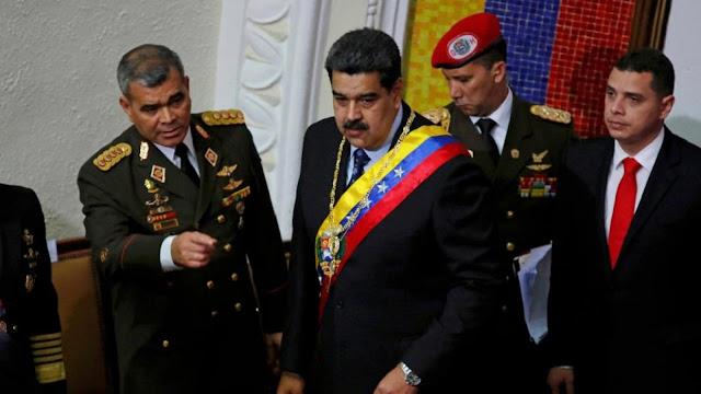 Γιατί ταυτίζεται η τύχη της χώρας με τη Βενεζουέλα;
