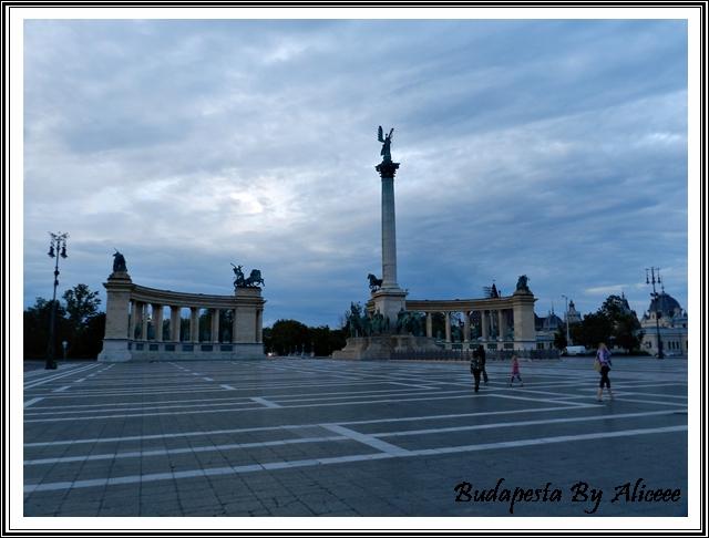 Budapesta-Ungaria-piata-eroilor