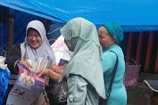 Sasar Pasar dan Warkop di Bantaeng, Warga Sukarela Sosialisasikan IYL-Cakka