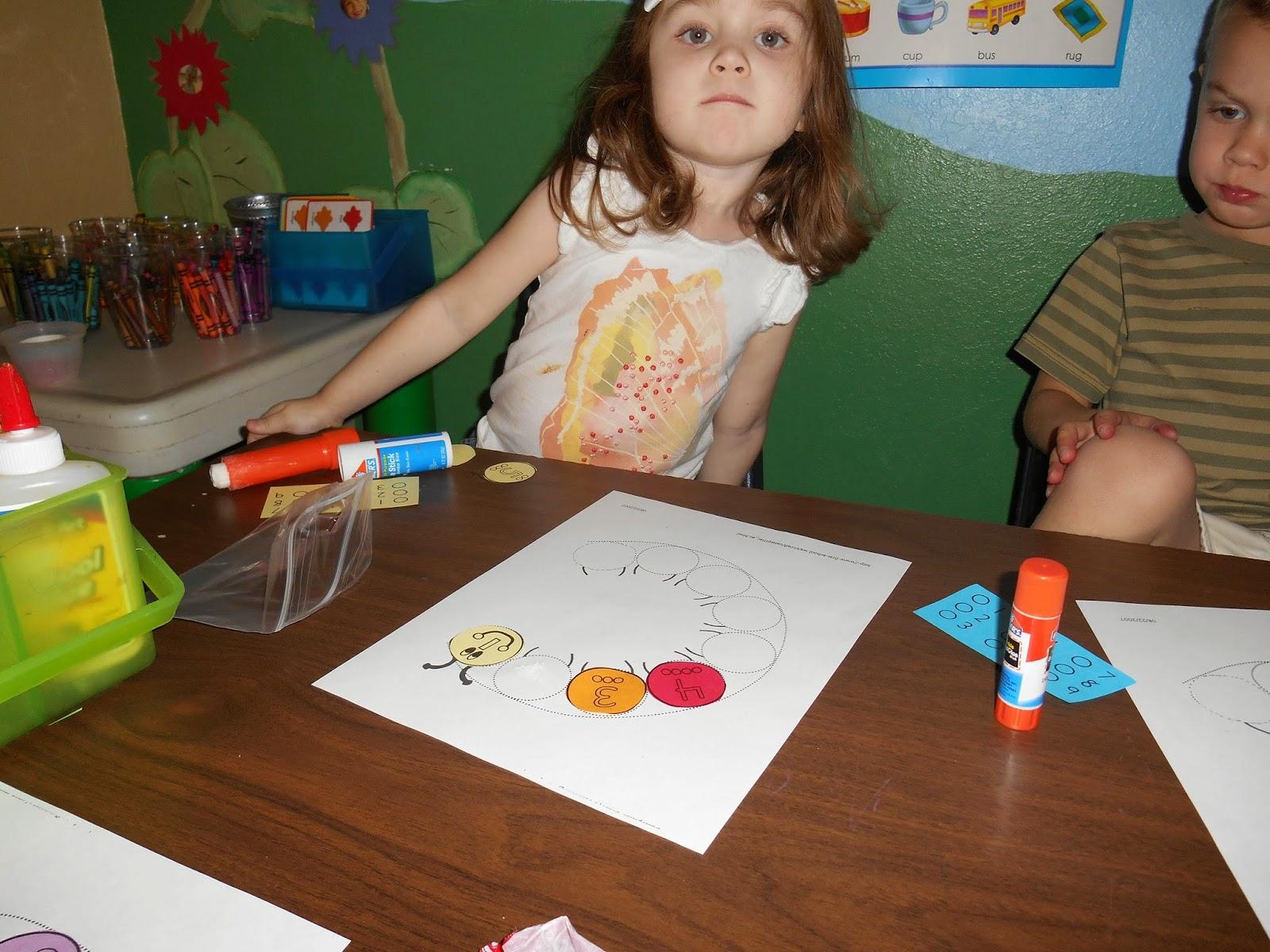 Preschool End Of Year Activities
