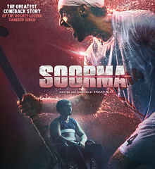 Sinopsis pemain genre Film Soorma (2018)