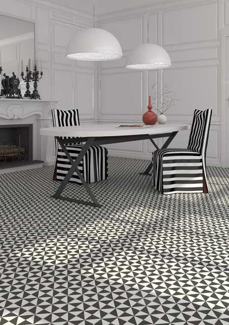 10 preciosos pavimentos de estilo hidr ulico pero que no - Suelos de ceramica leroy merlin ...