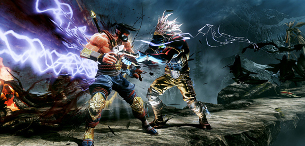 Killer Instinct's Thunder is Now a Free Character